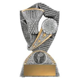 Netball Trophy A2037C - Trophy Land