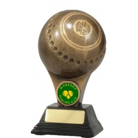 Lawn Bowls Trophy A272A - Trophy Land