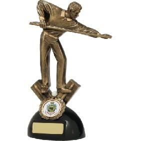 Snooker Trophy A825C - Trophy Land