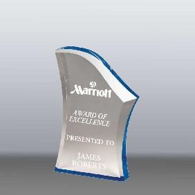 Acrylic Award AA3781SBL - Trophy Land