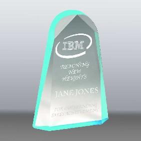 Acrylic Award AA3784LAQ - Trophy Land