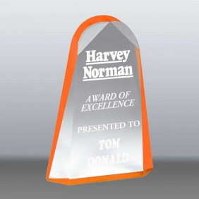 Acrylic Award AA3784LOR - Trophy Land