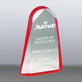 Acrylic Award AA3784LR - Trophy Land