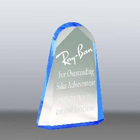 Acrylic Award AA3784MBL - Trophy Land