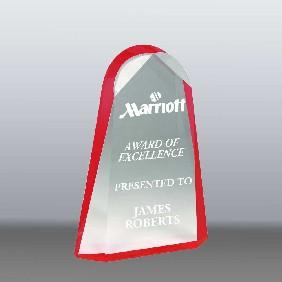 Acrylic Award AA3784MR - Trophy Land