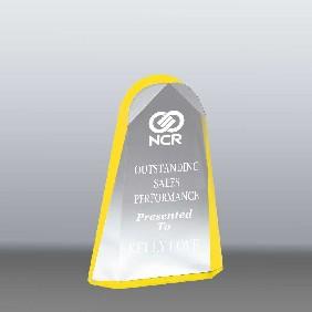 Acrylic Award AA3784SY - Trophy Land