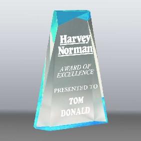 Acrylic Award AA3821LAQ - Trophy Land