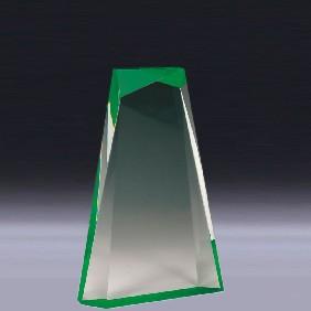 Acrylic Award AA3821SGR - Trophy Land