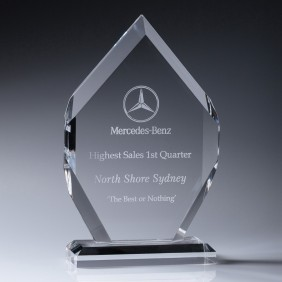 Service Award AC163L - Trophy Land