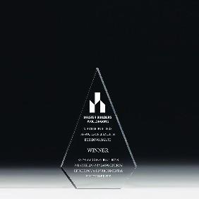Acrylic Award AC60A - Trophy Land