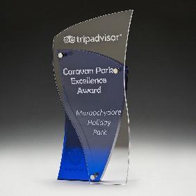 Acrylic Award AC732L - Trophy Land