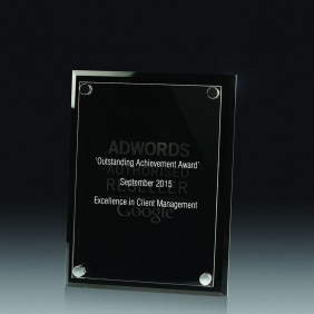 Acrylic Award AC81A - Trophy Land