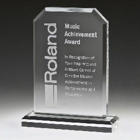 Acrylic Award ACT01B - Trophy Land