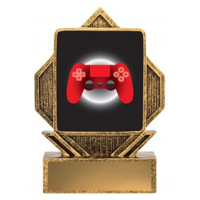 Console Gaming Trophy ASA334 - Trophy Land