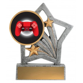 Console Gaming Trophy ASF234 - Trophy Land
