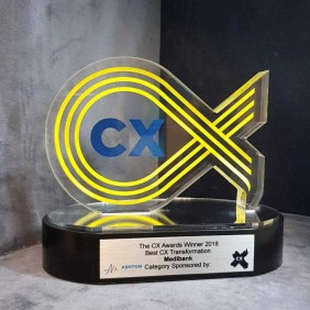 Custom Awards Gallery Acrylic CX Award - Trophy Land