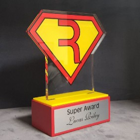 Custom Awards Gallery Acrylic Super Award - Trophy Land