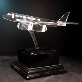 Custom Awards Gallery Aeroplane Award - Trophy Land
