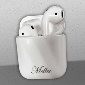 Engraving Gallery Airpods Case Engraving - Trophy Land