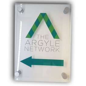 Signage Gallery Argyle Network Sign - Trophy Land