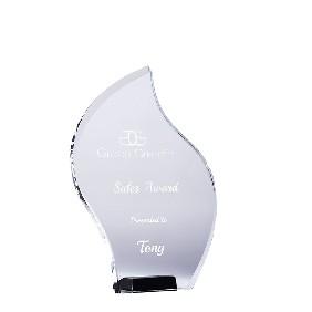Glass Award BB02A - Trophy Land