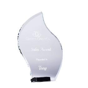 Glass Award BB02B - Trophy Land