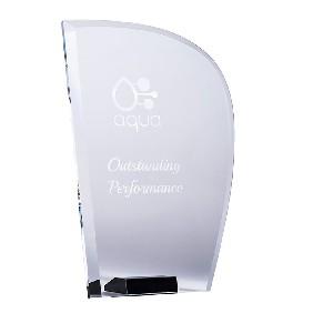 Glass Award BB03C - Trophy Land