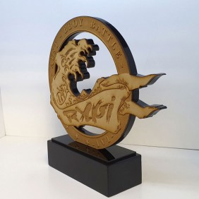 Custom Awards Gallery BBoy Battle Trophy - Trophy Land