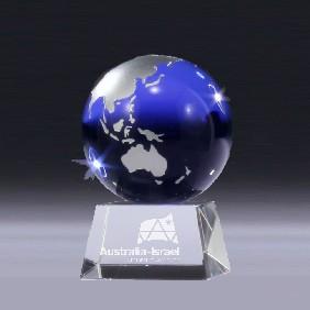 Crystal Award BG113 - Trophy Land