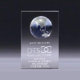 Crystal Award BG131S - Trophy Land