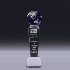 Crystal Award BG142M - Trophy Land