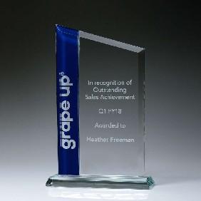 Glass Award BG420L - Trophy Land