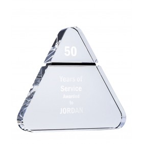 Crystal Award BM01B - Trophy Land