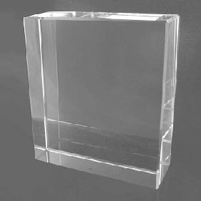 Crystal Award BOX18-B - Trophy Land