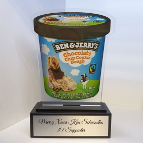 Custom Awards Gallery Ben and Jerrys Trophy - Trophy Land