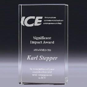 Crystal Award CC101L - Trophy Land
