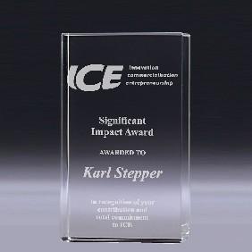 Crystal Award CC101M - Trophy Land