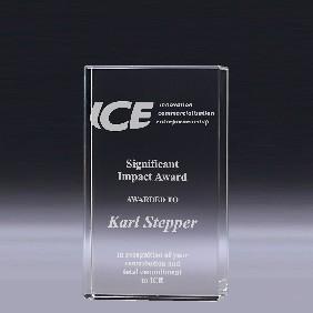 Crystal Award CC101S - Trophy Land
