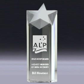 Crystal Award CC107L - Trophy Land
