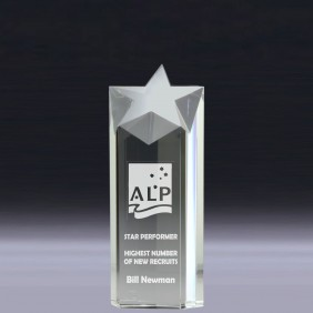 Crystal Award CC107S - Trophy Land