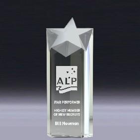 Crystal Award CC107 - Trophy Land