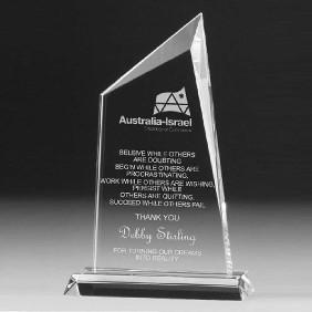 Crystal Award CC160L - Trophy Land