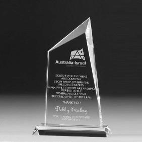 Crystal Award CC160M - Trophy Land