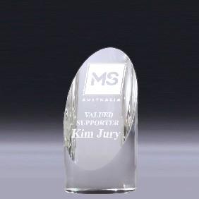 Crystal Award CC306S - Trophy Land