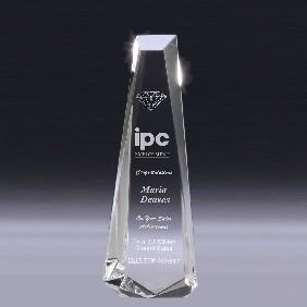 Crystal Award CC337M - Trophy Land