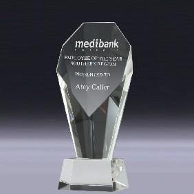Crystal Award CC347M - Trophy Land