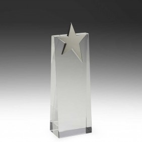 Crystal Award CC450S - Trophy Land