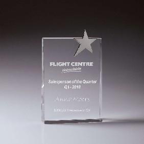Crystal Award CC452M - Trophy Land