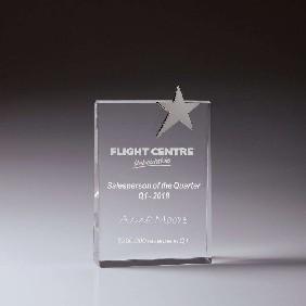 Crystal Award CC452S - Trophy Land