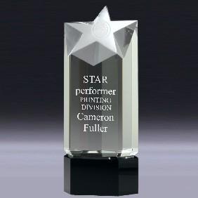 Crystal Award CC478L - Trophy Land